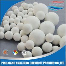 Rolled Grinding Balls 99% 92% alumina ceramic ball mill