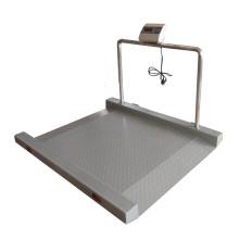Échelle de plancher numérique Pesée numérique