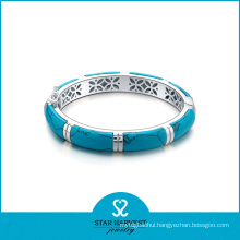 New Designed 925 Sterling Silver Fashion Bangle with Discount