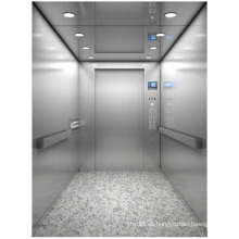 Aksen Seguridad Estable Hospital Elevador 1600kg