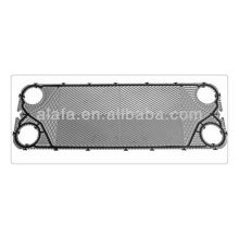 GEA VT4 related 316L plate and gasket for plate heat exchanger