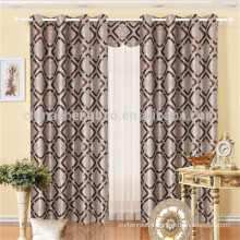 Hotsale design curtains and drapes european style