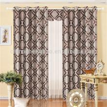 Hotsale design cortinas e cortinas estilo europeu