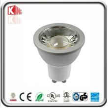 Белый корпус 120 в 7 Вт GU10 светодиодный Прожектор