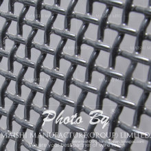Rust Resistance Black Poly Stainless Steel Security Window Screen
