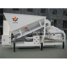 Mini mobile Betonmischanlage Zement-Dosieranlage