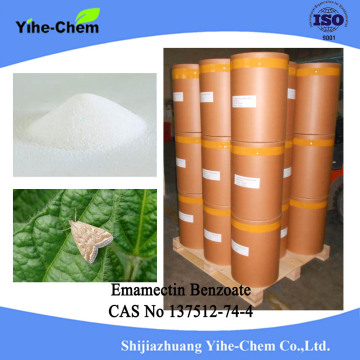 insecticide insecticide agrochimique benzoate d'émamectine