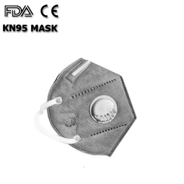 Respirador de máscara de filtro Niosh Earloop Kn95 N95
