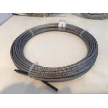 Cable de acero inoxidable Hilo de acero inoxidable 1X7