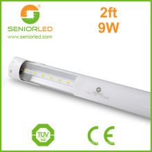TUV Ce RoHS Approved 60cm T8 LED Tube 9W