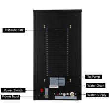Sapoe Press Button et écran tactile Machine à café entièrement automatique Sc-71104 a