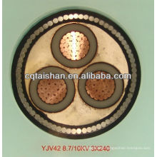 Fire Retardant Power Cable For Underground Subway