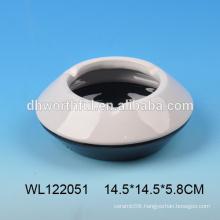 Wholesale ceramic ashtray in multi colors