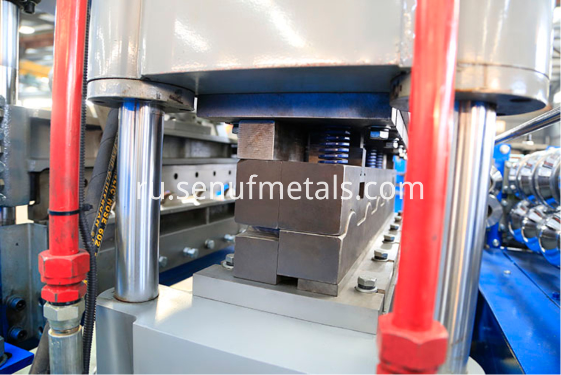 glazed tile forming machine (6)