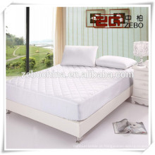 Alta qualidade impermeável cama colchão protetor fabricados na China