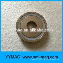 Runde Basis Neodym-Topf-Magnete