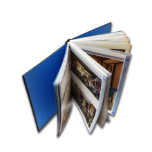Hard Cover Full Color Customized Book Printing