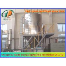 Químico usado Hot Sale secador de pulverización centrífuga de alta velocidad para polietileno