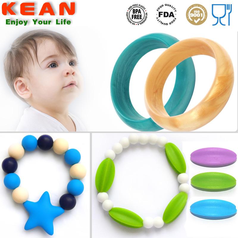 Baby Silicone Teething Bracelet