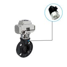 ball shape Water Valve big torque hydraulic pumps drain valves motors 12v