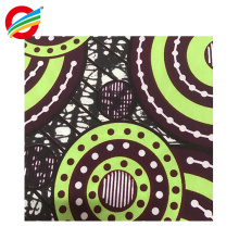 shrink-resistant woven african veritable real wax prints fabric