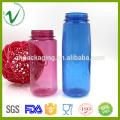 OEM design vazio esportes beber quente garrafa de água plástica nova