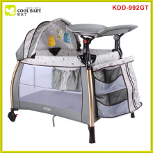 China manufacturer NEW design outdoor baby travel cot