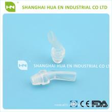 Extremidad dental desechable clara de Intral de la alta calidad para el silicón