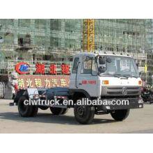 Dongfeng 153 camión de la basura del brazo-rodillo (12000 L)