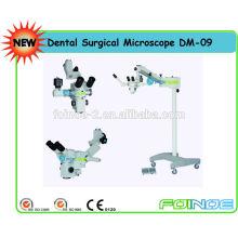 Microscope dentaire dentaire à LED (homologué CE)