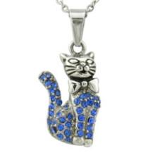 Jewelry Wholesale Gift Pet Cat Pendant