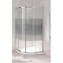 Australia Estándar con el sitio de ducha del marco / el recinto de la ducha AS / NZS2208 (A21)