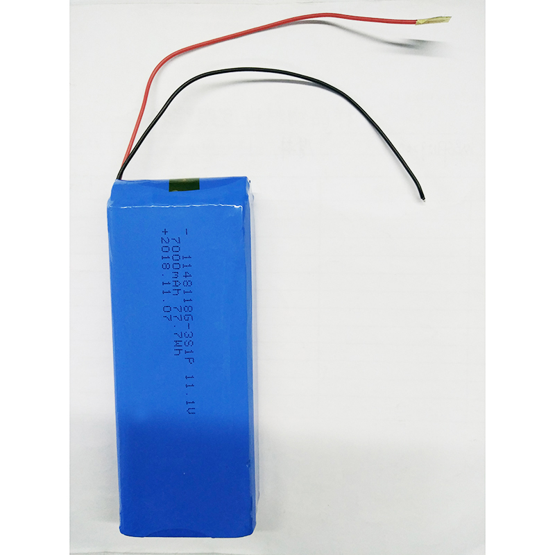 1148118g 11 1v 7000mah Lipo Battery Pack