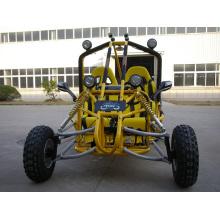 Caballo de gran potencia motor dos asientos van Kart (KD 150GAK-2)