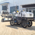 High Accuracy Vibrator Concrete Laser Screed For Road Leveling