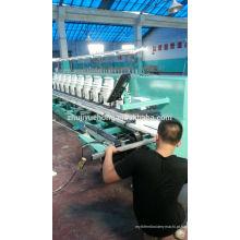 10 cabeças 9 agulhas máquina de bordar de alta velocidade YUEHONG marca