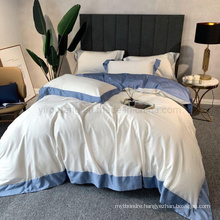 Modern Design Sheraton Hotel Linen 3PCS Double Bed Sheet Comfortable Cotton