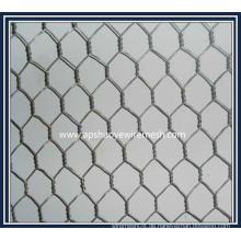 Hexagonal Gabion Drahtkorb für Stein