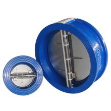 Чугунный клапан типа обратный клапан Пзготовителей
