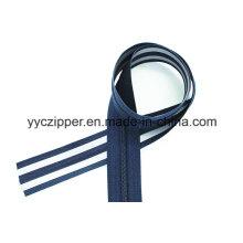 Reflective Tape Nylon Zipper (Regular and Waterproof)