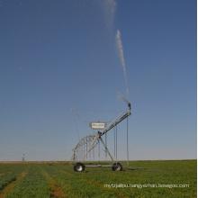 Water wheel Center pivot irrigation system