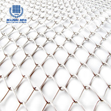 Hot Sale Decorative Chain Link Fence