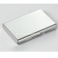 Portefeuille en métal pour carte d'identité, passeport, carte de crédit