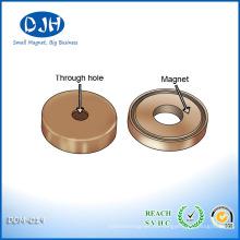 Permanent gesinterter Neodym-Topf-Magnet für Training