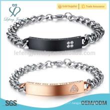 New romantic bracelets,lover bracelets