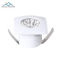 Встраиваемый алюминиевый светодиодный светильник Wolink
