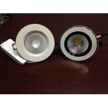 Горячее сбывание huerler COB downlight 3-30w AC100-240V с CE & ROHS 30w cob водить эпистар обломока