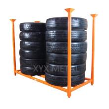 Heavy Duty Stackable Stacked Rack für Truck, Bus, Flugzeug & Military Reifen