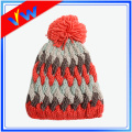 Wholesale Wool Knitted Beanie Hat