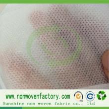 Spunbond non tissé de tissu imprimé par pp